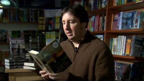 Trent Reedy has written five war novels right here in Spokane.