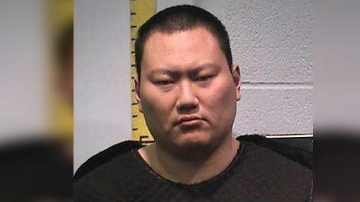 Shooting suspect John Lee.