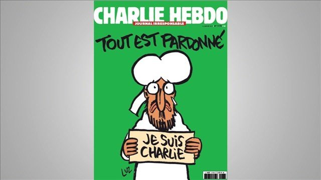 Photo: Charlie Hebdo  / MGN