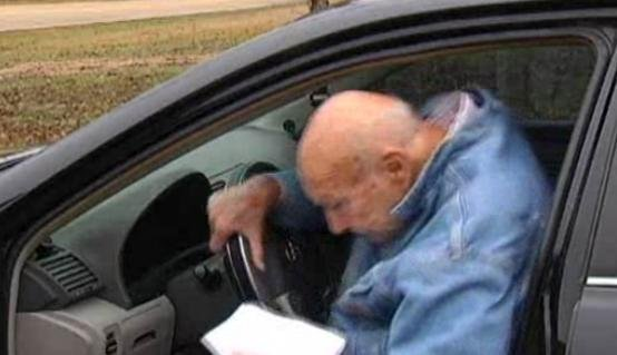 88-year-old Dr. Carrol Frazier Landrum is being asked to surrender his medical license.