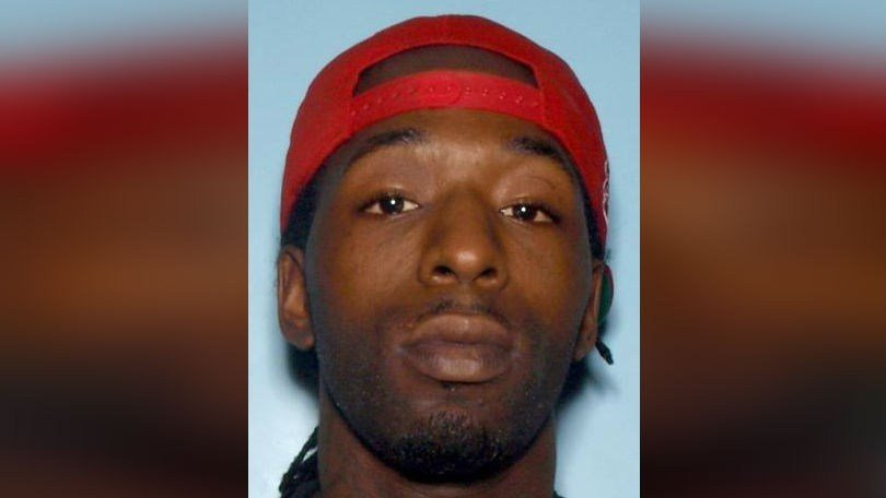 Robbery suspect Donquaz Stevenson was shot in the face during a robbery attempt. (PHOTO: DeKalb County Police)