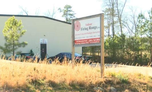 A gun range in Arkansas has been declared a Muslim-free zone