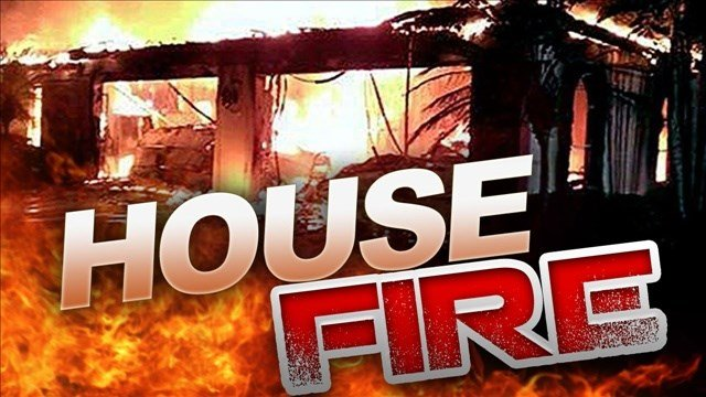 Two children dead after house fire.