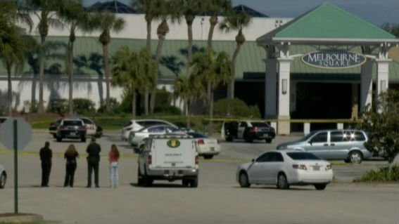 Police responded to multiple shots fired in a Florida mall this morning