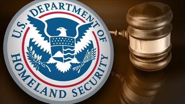 The letter from the Department of Homeland Security, obtained by The Associated Press, says that the state's extension will run through Oct. 10.