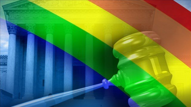 A federal judge has struck down Alabama laws banning gay marriage.
