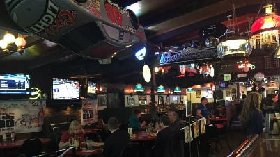 Swinging Doors in Spokane is expected to be packed on Super Bowl Sunday.