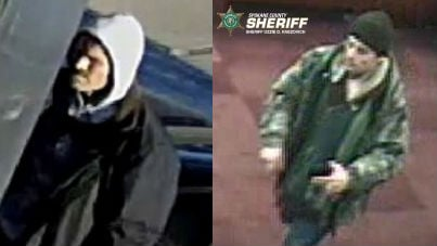 If you recognize these guys, please call Detective Pat Bloomer at 509-477-3329