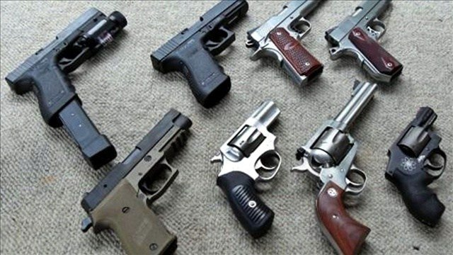Bill proposes guns to be taken from 'extreme risk' people