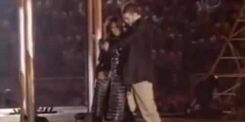 Janet and Justin from 2004. We all know what happened next.