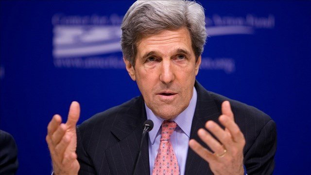 """Secretary of State John Kerry says North America has """"an enormous interest"""" in building diplomatic relationships with Cuba. Flickr / Ralph Alswang / MGN"""