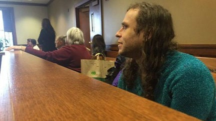 Transgender woman sees attackers in court