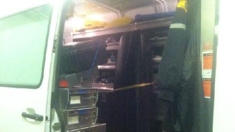 Washington State Patrol's mobile crime lab drives all over Eastern Washington.