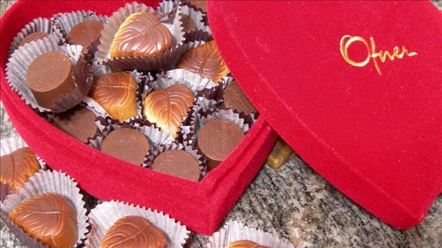 Those with nut allergies should avoid some boxes of See's Candies.