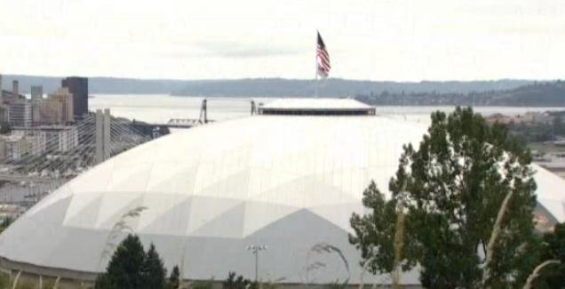 The Tacoma Dome how is looks today