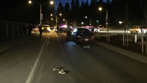 Police are investigating a crash on Country Homes Boulevard.