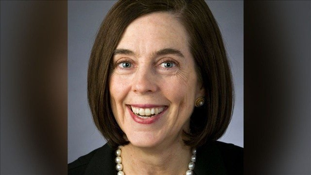 Oregon's Governor-to-be Kate Brown