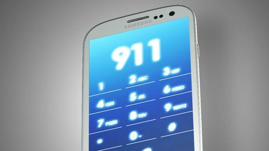 Cheney residents should use a cell phone to contact 911.
