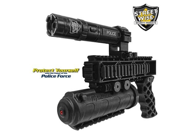 The Police Force Triple Defender, now sold by Street Wise Security Products
