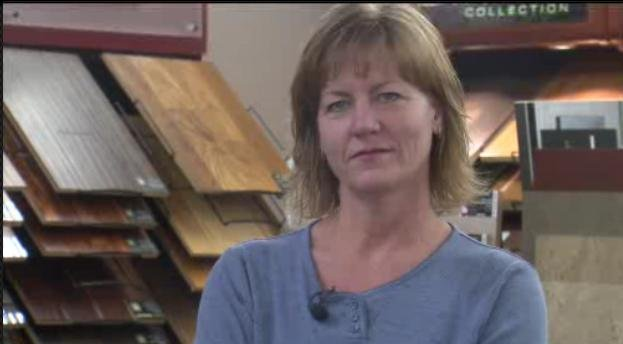 Spokane business owner Cheryl Scribner says the port shutdown is affecting her business