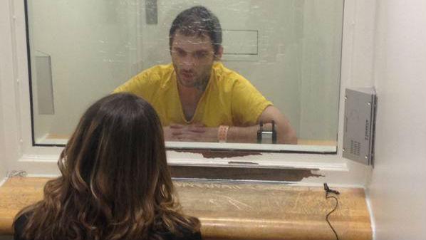 Man accused of shooting  at Spokane County Deputy speaks from jail