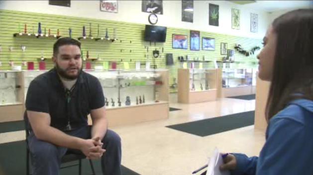 Luis Alfaro, who moved from Miami to Spokane, talks with KHQ's Cynthia Johnson