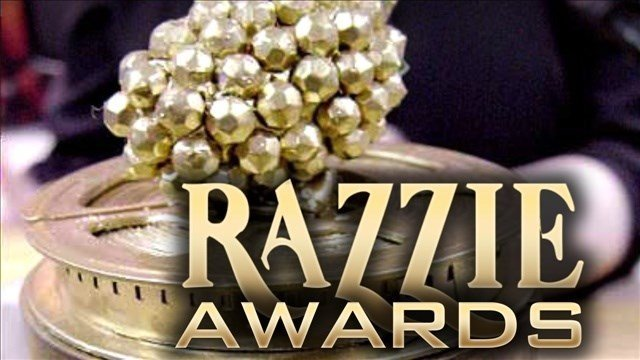 The 2015 winners of the Razzies were announced on Monday.