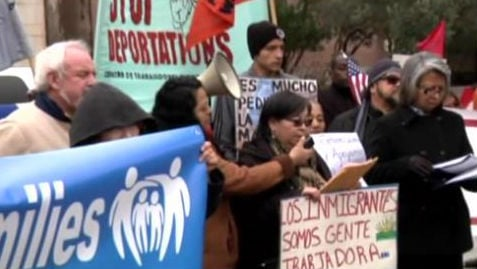The debate over immigration reform rages on nationally and locally.