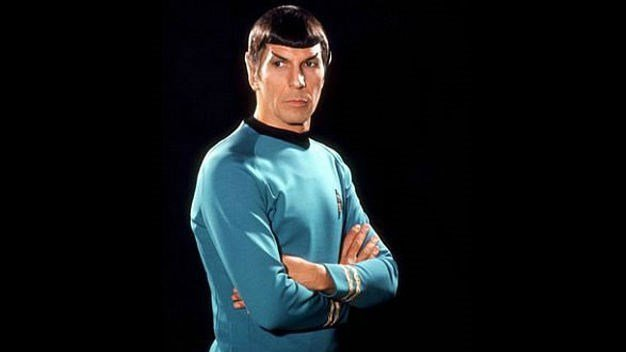 Actor Leonard Nimoy, best known for playing Spock on Star Trek, passed away on Friday