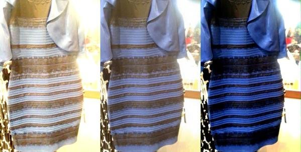 Is it gold and white or black and blue?