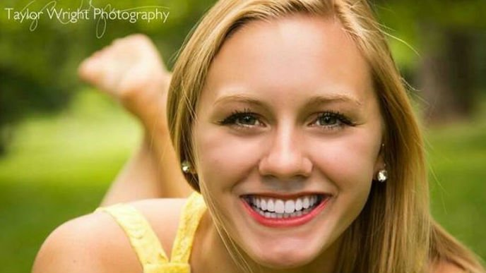 18-year-old McKenzie Capka suffered a large stroke.