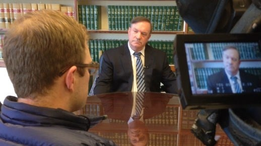 Dylan Wohlenhaus sits down with Spokane County Prosecutor Larry Haskell
