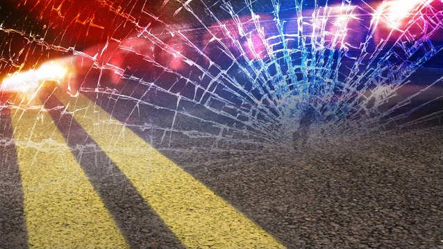 73-year-old woman in serious condition after crash