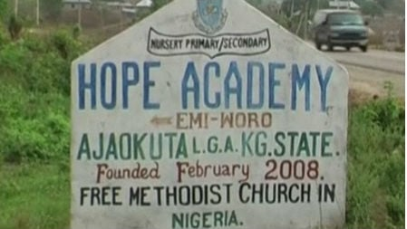 The Free Methodist Church says a Seattle missionary abducted last month from a school in Nigeria has been released and is safe. Photo: NBC