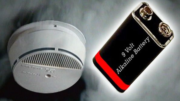 Change your smoke detector batteries this weekend.