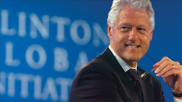 Former President Bill Clinton is defending his foundation's receiving donations from foreign governments.