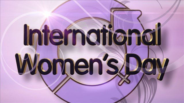 International Women's day is celebrated around the world on March 8.
