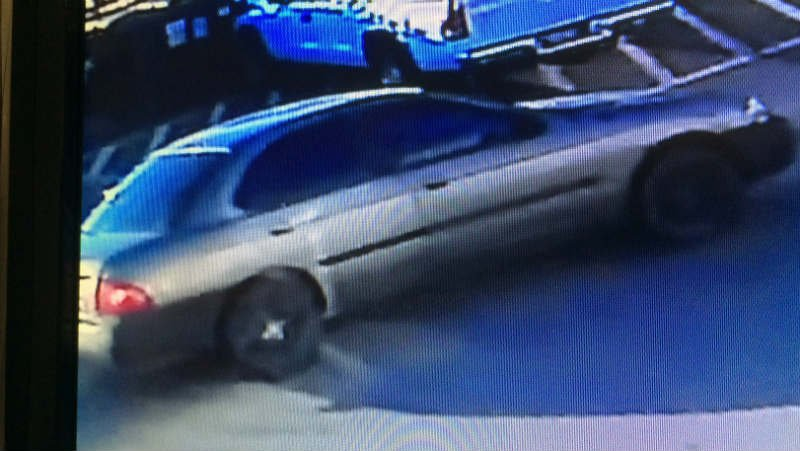 Anyone with information on the vehicle or the suspect is asked to call Crime Check at 509-456-2233.
