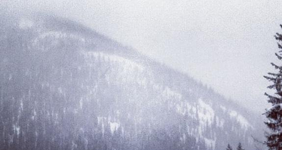 A 61-year-old woman died at Lookout Pass