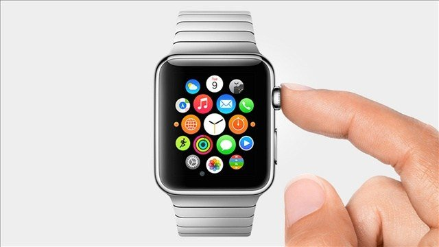 Apple wants to move the Internet from your pocket to your wrist.
