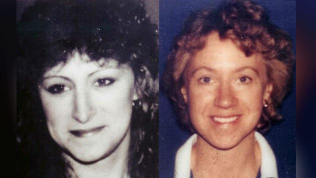 Sally Anne Stone aka Sally Anne Ries (Left) and Deborah Jean Swanson (Right) went missing within two months of each other 29 years ago