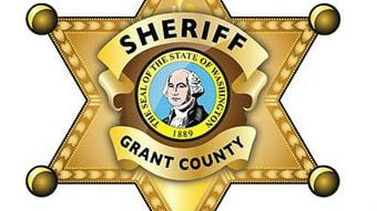 The Grant County Sheriff's Office reports explosives were found in a car off Road 19.