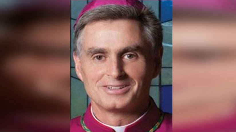 Thomas Daly of the Diocese of San Jose has been named the seventh bishop of the Catholic Diocese of Spokane. (Vatican Photo)