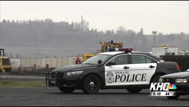 Spokane Police Department opened a new precinct in Hillyard on Tuesday.