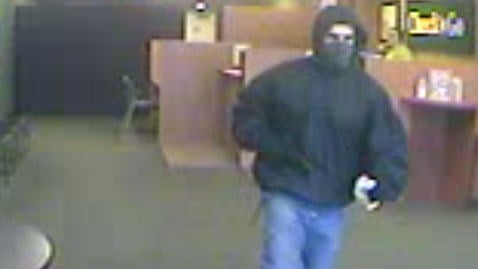 This man robbed a check cashing store in Post Falls on Tuesday
