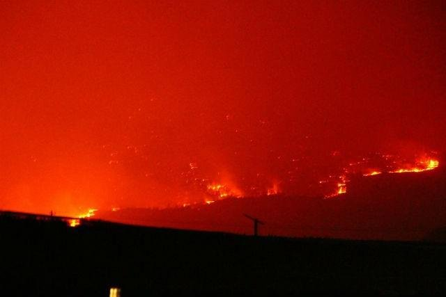 Last year's devastating Carlton Complex Fire