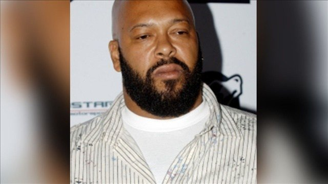 Former rap mogul Suge Knight collapsed in court Friday.