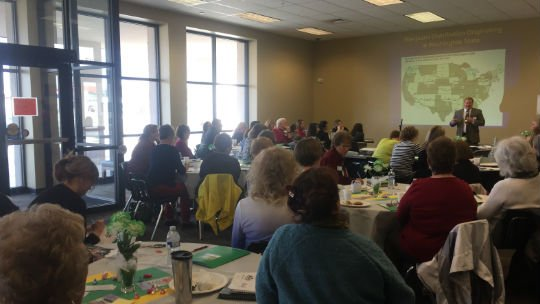 Saturday, county leaders held a workshop to talk about how to educate young people about the risks.