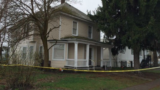 Spokane Police say a woman initially believed to be suffering from a drug overdose had actually been shot in the stomach