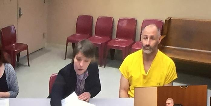 Suspected bank robber David Burns in court Thursday